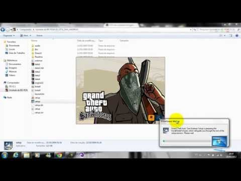 Como baixar e instalar GTA San Andreas para PC