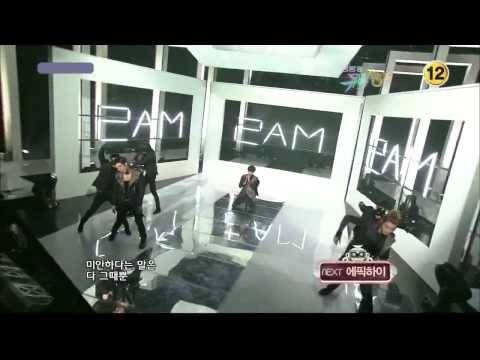 [HD Music Bank March 26/10] 2AM - I Did Wrong