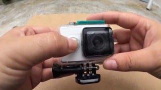 getlinkyoutube.com-Kingma Xiaomi Yi Waterproof Case İncelemesi