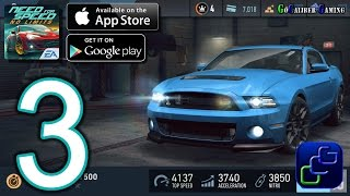 getlinkyoutube.com-NEED FOR SPEED No Limits Android iOS Walkthrough - Part 3 - Loading Docks: Chapter 1: Instigator