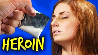 getlinkyoutube.com-People Try Heroin For The First Time
