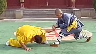getlinkyoutube.com-Shaolin kung fu combat: 32 catches (qin na)