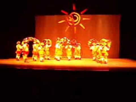 Danza de Arcos y Tejedores - Puebla