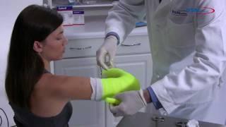 Application sur le bras entier_platre synthetique_FR_de BSN medical.mov