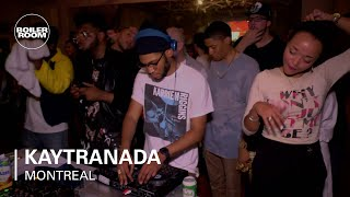 getlinkyoutube.com-Kaytranada Boiler Room Montreal DJ Set