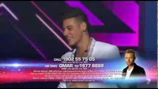 getlinkyoutube.com-Omar Dean - X Factor Australia 2013 - Top 10 - Live show 3 [FULL]