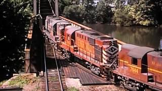 getlinkyoutube.com-Anthracite Railroads in the 70s Volume 2