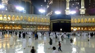 أذان رااااائق وبدييع للشيخ محمد مغربي مؤذن الحرم المكي4 صفر 1436هـ