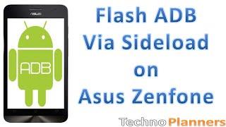 getlinkyoutube.com-How to Flash ADB via sideload on Asus Zenfone