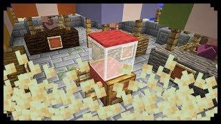 getlinkyoutube.com-✔ Minecraft: How to make a Popcorn Machine