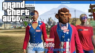 getlinkyoutube.com-GTA Online Independence Day Event Stream - America vs Great Britain The Rematch