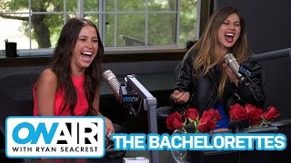 getlinkyoutube.com-The Bachelorettes Play 'Never Have I Ever' | On Air with Ryan Seacrest