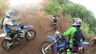 getlinkyoutube.com-dirt biking thru Pearl City - Mililani, Hawaii filmed wit GoPro