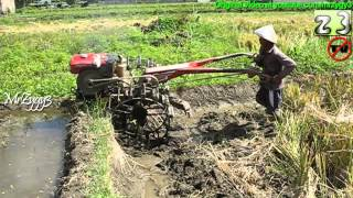 getlinkyoutube.com-Yanmar Kubota Two Wheel Tractor Best Of