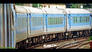 getlinkyoutube.com-Full Journey in Shatabdi Express : Puri - Howrah LHB Shatabdi Express..!!