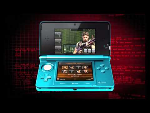 Resident Evil: Mercenaries - Captivate Trailer (Nintendo 3DS)