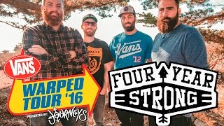 getlinkyoutube.com-Four Year Strong - Full Set (Live Vans Warped Tour 2016)