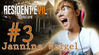 getlinkyoutube.com-Resident Evil 7 - Jannine Weigel (พลอยชมพู) Part 3 [Speaking Thai]