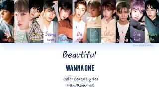 Wanna One - Beautiful | Indo Sub