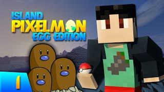 getlinkyoutube.com-Minecraft: Pixelmon Island Egg Edition - Episode 1 - PIXELMON EGGLOCKE!!! (Pixelmon 4.0.7 Survival)