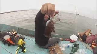 getlinkyoutube.com-ตกปลาทะเล ต้องแบบนี้ ตัวใหญ่แค่ใหน ตามไปดู sunitjo กะ อันแน่ออนทัวร์