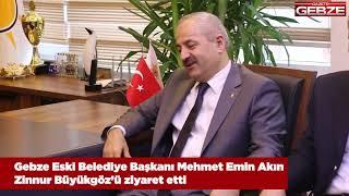 CHP'li Başkan Akın'dan Büyükgöz'e ziyaret!