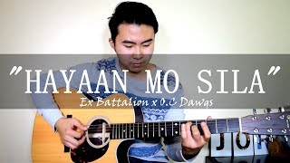 (TABS) Ex Battalion | Hayaan Mo Sila (Fingerstyle cover by Jorell)