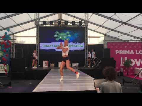 Crazy aerobikové show made by Bellinda (YOU FEST 2019)