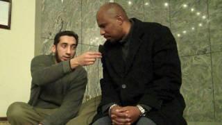 getlinkyoutube.com-Converting to Islam, and becoming Muslim: Taking Shahada @ Islamic Foundation