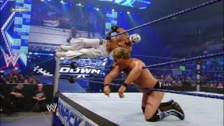 Rey Mysterio Vs. Chris Jericho