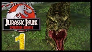 getlinkyoutube.com-Jurassic Park: Operation Genesis - Episode 1 - New Park!