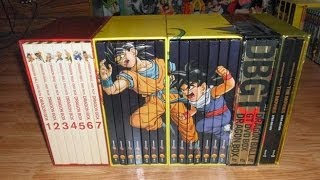 getlinkyoutube.com-Japanese Dragon Box Unboxing (ALL 5! - Dragon Ball/Z/GT/Movies)