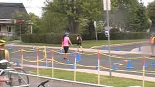 Triathlon St-Amable 2015
