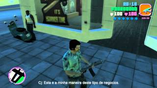 getlinkyoutube.com-GTA IV Tommy Vercetti Working with Carl Johnson