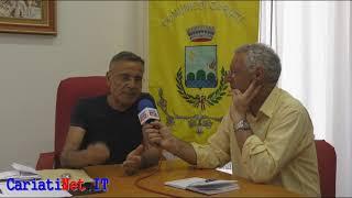 Intervista ad ANTONIO REPPUCCI - Commissario Prefettizio al Comune di Cariati