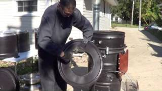 THE MOST VERSATILE ROCKET STOVE/GRILL
