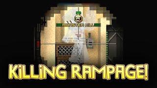 KILLING RAMPAGE! | Pixel Gun World - Ep. 2