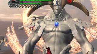 getlinkyoutube.com-Devil May Cry 4 - Boss Battle 13 The Savior - Dante