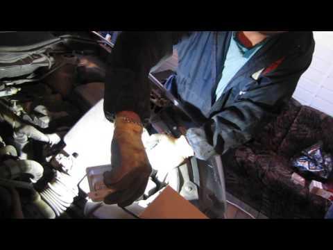 Замена воздушного фильтра Mazda CX 5