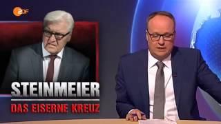 getlinkyoutube.com-Heute Show: gegen Kriegstreiber Gauck, Steinmeier, von der Leyen (antikrieg.TV)