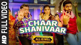 getlinkyoutube.com-'Chaar Shanivaar' FULL VIDEO Song - Badshah | Amaal Mallik | Vishal | T-Series