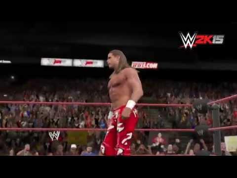 NEXT-GEN Walkthrough: WWE 2K15 2K Showcase Part 10 — Shawn Michaels vs. Batista
