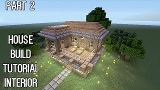 getlinkyoutube.com-Minecraft: Best Creative House Build Interior Tutorial in Minecraft (Xbox 360)