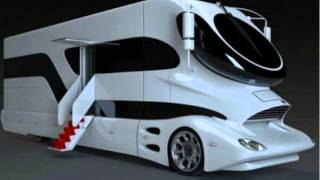 getlinkyoutube.com-The most luxurious motorhome  in the world - eleMMent Palazzo