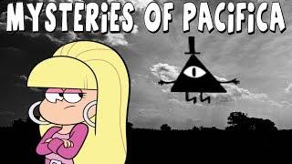 getlinkyoutube.com-Gravity Falls: Mysteries of Pacifica - Big Secrets Revealed!