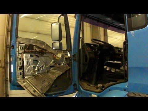 Моторчик стеклоподъёмника MAN tga Window Motor
