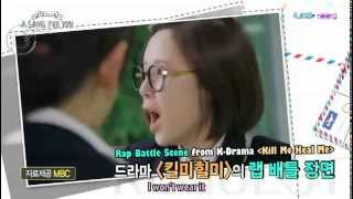 getlinkyoutube.com-[ENGSUB] TEEN TOP's Kill Me Heal Me Parody