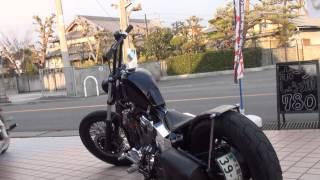 getlinkyoutube.com-究極カスタム Steed VCL NC26 PC21 ホンダ・スティード