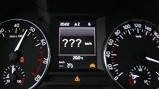 getlinkyoutube.com-Skoda Octavia 1,0 TSI - top speed test, uphill acceleration and more