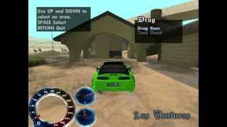 getlinkyoutube.com-GTA san - เทสเสียงดีเซล + แข่งรถ